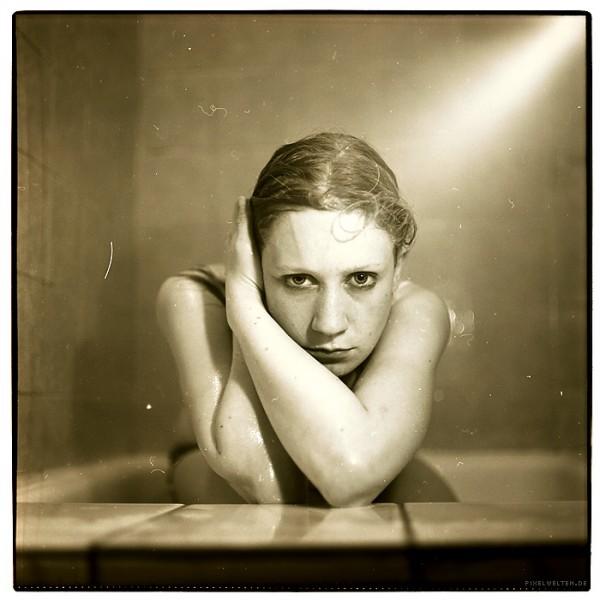 shower portrait pt. 1