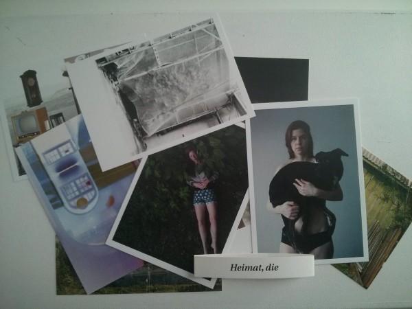 »Heimat, die« Postkarten