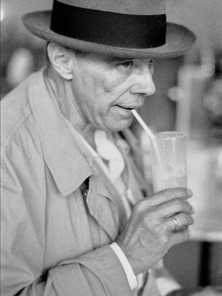 Portrait of Josef Beuys